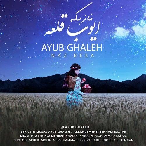 Ayub Ghaleh Naz Beka 2 - دانلود آهنگ ایوب قلعه به نام ناز بکه