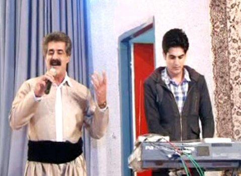 nori ahmadi 1 1 - دانلود آهنگ گریان نوری احمدی به نام لیلی گیان