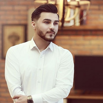 Ozhin Nawzad Gol Parastem - دانلود آهنگ اوژین نوزاد به نام گل پرستم