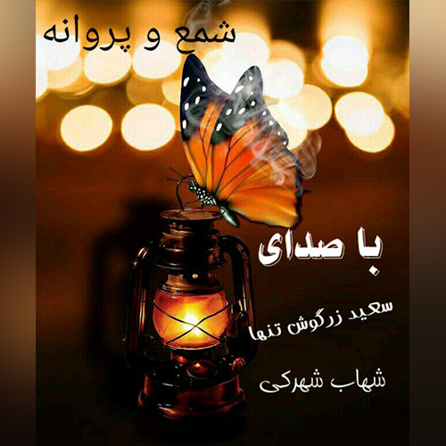 zargoosh1 - دانلود آهنگ سعید زرگوش تنها و شهاب شهرکی بنام شمع و پروانه